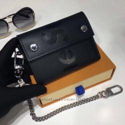 Кожаный кошелёк  Louis Vuitton