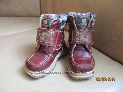 Ботинки зимние стелька 14 см