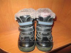 Ботинки зимние стелька 16 см