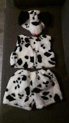 Костюм собачки-далматинца