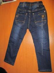 Продаю утепленные джинсы для мальчиков