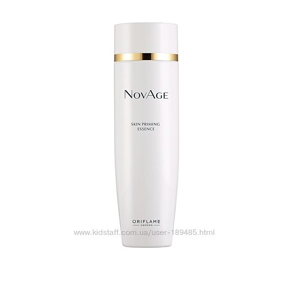Зволожуюча есенція для обличчя NovAge
