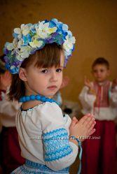 Оригинальный украинский костюм пошив, прокат