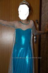 Прокат карнавального костюма Эльза, Frozen