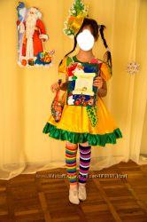 Прокат карнавальных костюмов Пепи, Кукла, Конфетка, Антошка