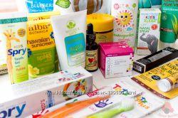 iHerb-витамины, косметика и детские товары