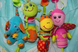 фирменные игрушки для младенца