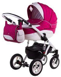 Детская коляска Adamex Aspena 2в1