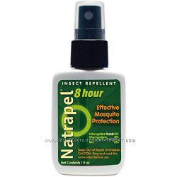 Репеллент Natrapel 29. 5ml защита от комаров, клещей, оводов, насекомых