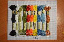Набор для школы вышивание
