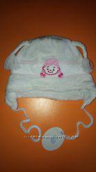 Детские зимние шапульки для самых маленьких