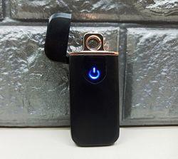 Электронные, электроимпульсные, спиральные зажигалки от USB в коробках