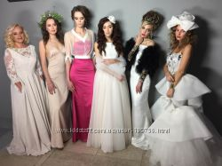 Детские. вечерние, свадебные платья и хиджабы для невесты