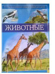 Иллюстрированная энциклопедия для детей. Животные