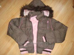куртки и пальото 3-8 лет
