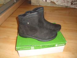 ботинки размер 37 кожа