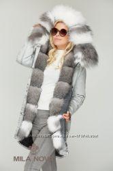 Качественная верхняя одежда и платья  Mila Nova Харьков