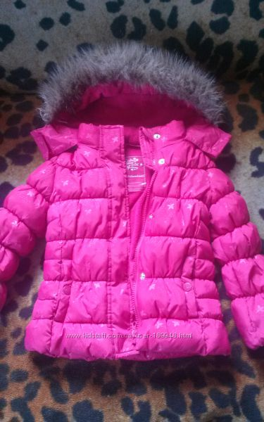 Продам симпатичную куртку Palomino 98р.