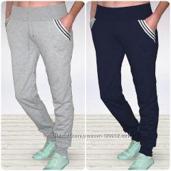 Женские спортивные штаны на манжетах. Цены От производителя.