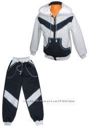Спортивные  костюмы с плотным начесом Супер качество