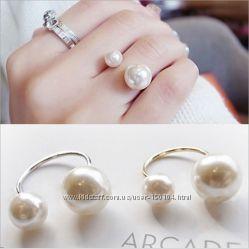 Модные кольца в стиле Dior. Два вида