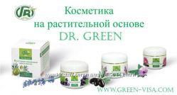 Натуральная косметика серии Dr. Green биокосметика