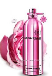 Распив Montale Cristal Flowers, оригинал, отливанты