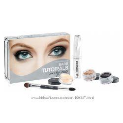 Набор для макияжа глаз BARE TUTORIALS smoky eyes BAREMINERALS
