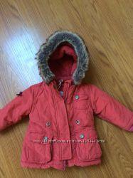 Стильная курточка s. Oliver р. 68-74