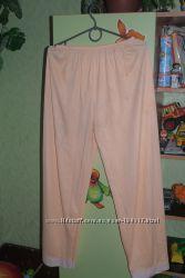 пижамные штанишки большого размера.