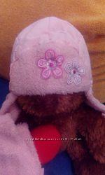 Супер теплый наборчик шапка, шарф