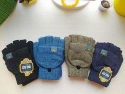 Перчатки рукавички без пальчиков