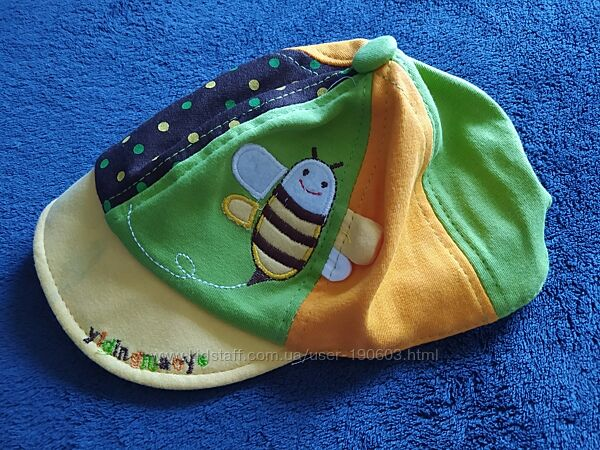 Панама кепка для малыша