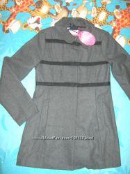 Классическое пальто f&fтеско,  на рост 164