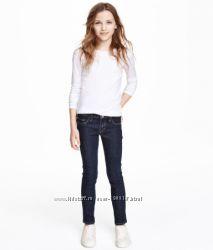 Джинсы , брюки, бриджы h&m , 134, 152, 158 рост