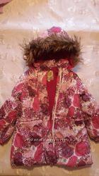 Демисезонная куртка QUADRI FOGLIO 110см 4 года