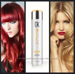 GKhair-Silver Shampoo Серебряный шампунь, 300 мл