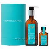 MoroccanOil масло