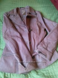 куртка кожаная Miss sixty