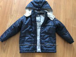 Курточки Calvin Klein Chicco M&S