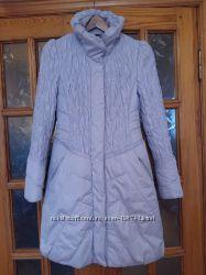 Зимнее пальто, холофайбер, размер М, 44