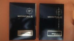 Montale Пробники с Франции