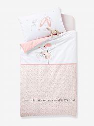 Детское постельное белье vertbaudet Франция
