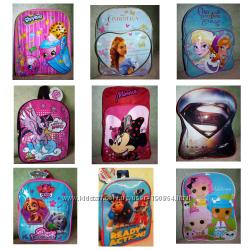 Рюкзачки с героями Frozen, Рыбка Dory, Paw Petrol, Superman, Minnie и др.