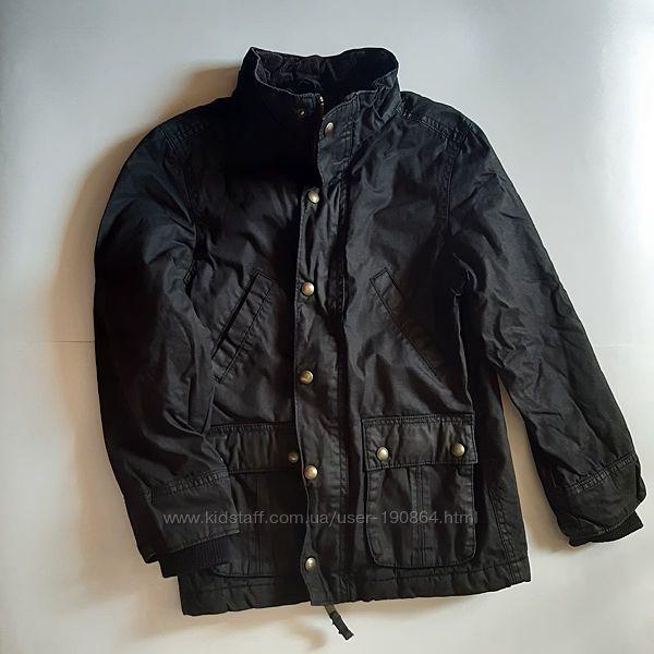 Курточки H&M, Outwear by Lindex для мальчика 8-9 лет
