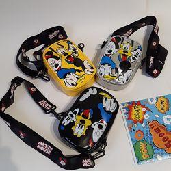 Детские сумочки с героями Mickey Mouse
