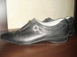 Туфли ЕССО, размер 37, кожа.