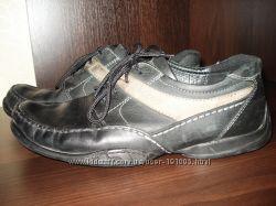 Туфли ECCO кожа, размер 40