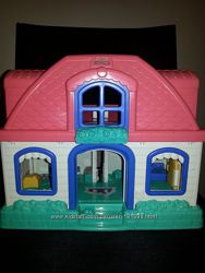 Великолепный складной большой домик для кукол