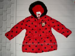 Новая курточка Disney 2-3 года, рост 92-98 см.